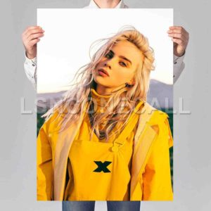 Billie Eilish Poster Print Art Wall Decor