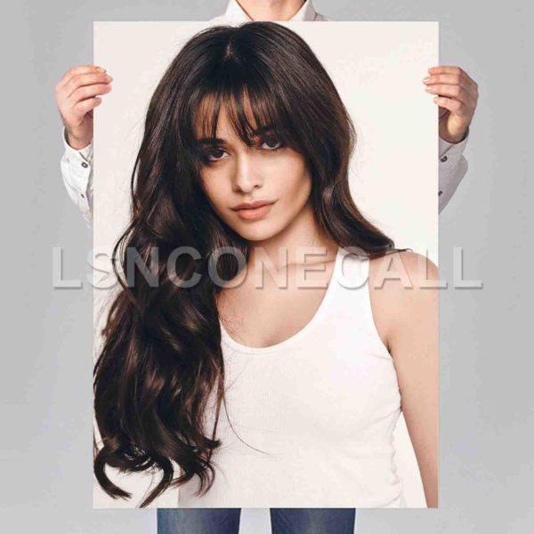 Camila Cabello Poster Print Art Wall Decor