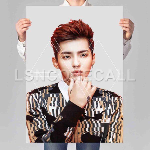 Kris Wu EXO Poster Print Art Wall Decor