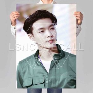 Lay EXO Poster Print Art Wall Decor