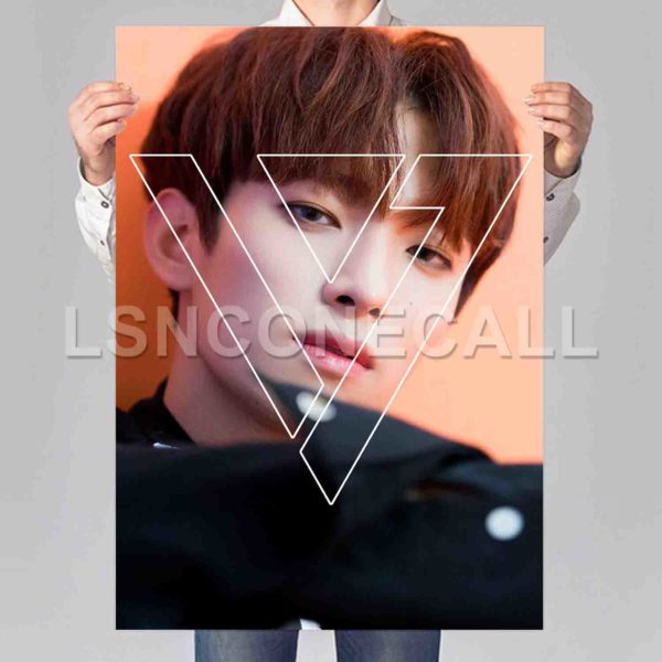 Lee Seokmin Seventeen Poster Print Art Wall Decor