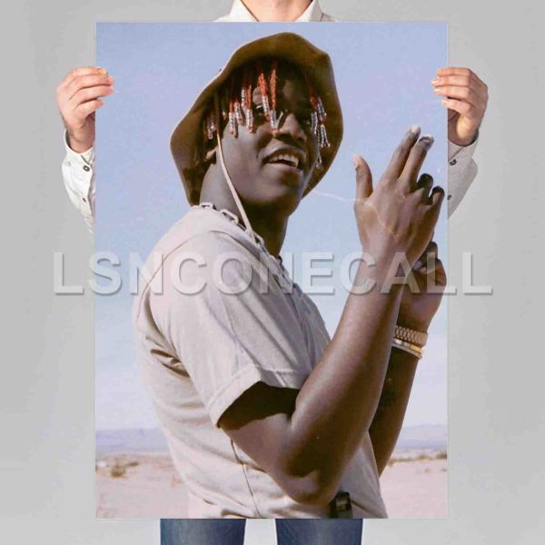 Lil Yachty Poster Print Art Wall Decor