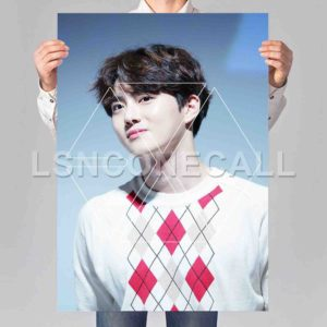 Suho EXO Poster Print Art Wall Decor
