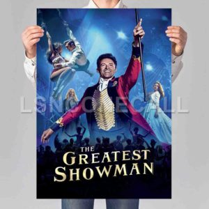The Greatest Showman Poster Print Art Wall Decor