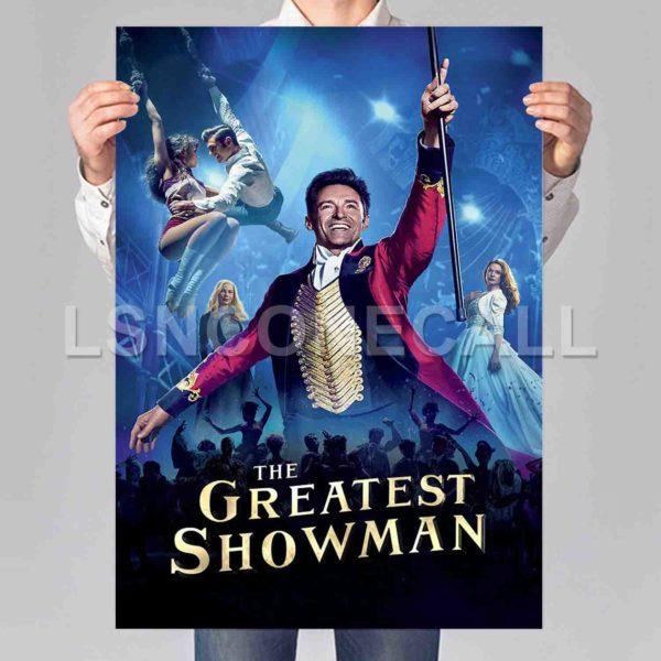 The Greatest Showman Poster Print Art Wall Decor