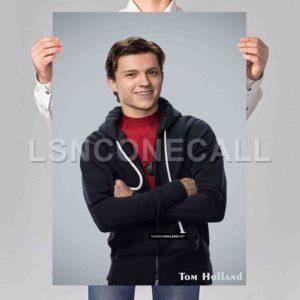 Tom Holland Poster Print Art Wall Decor