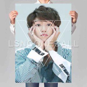 Xu Minghao THE8 Seventeen Poster Print Art Wall Decor