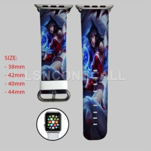 Ahri League of Legends Ahri League of Legends Apple Watch Band