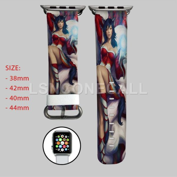 Ahri League of Legends Apple Watch Band