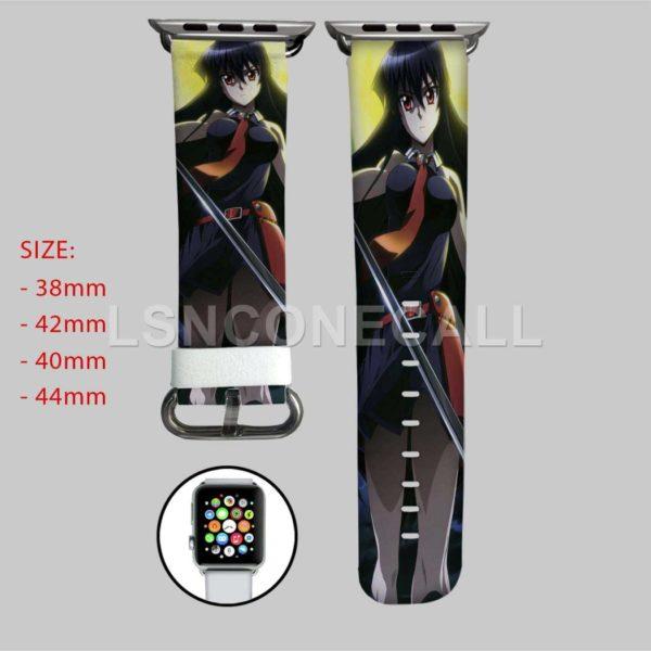Akame ga Kill Murasame Sword Apple Watch Band