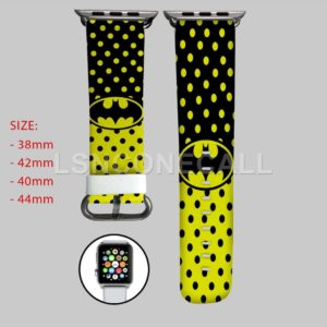 Batman Superheroes DC Comics Apple Watch Band