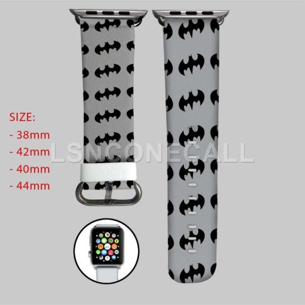 Batman Superheroes DC Comics Apple Watch Band