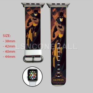 Batman The Dark Knight Apple Watch Band
