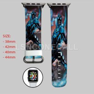 Blue Beetle DC Comics Apple Watch Band