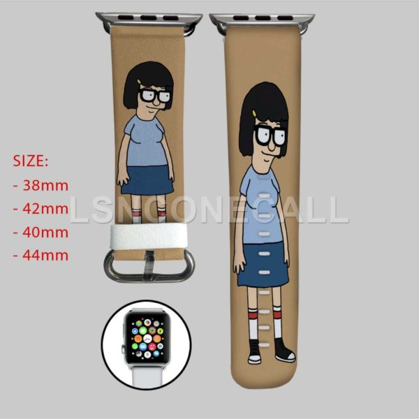 Bobs Burgers Tina Belcher Apple Watch Band