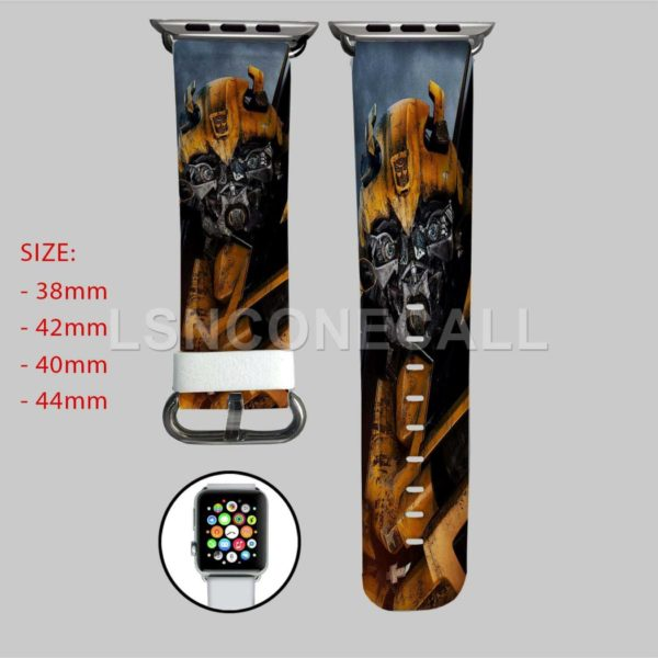 Bumblebee Transformers Apple Watch Band