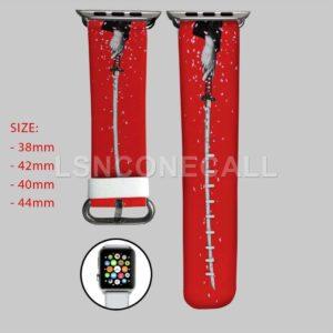 Bushido The Way of The Samurai Apple Watch Band