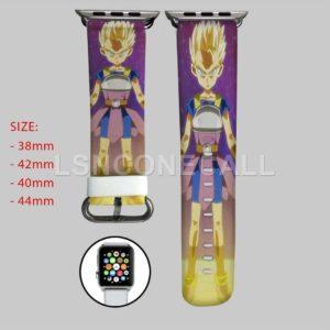 Cabba as Super Saiyan Dragon Ball Super Apple Watch Band