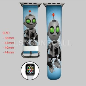 Clank from Ratchet & Clank Apple Watch Band