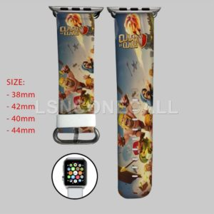 Clash of Clans Apple Watch Band