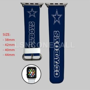 Dallas Cowboys Apple Watch Band