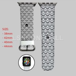 Darth Vader Stormtroopers Star Wars Apple Watch Band
