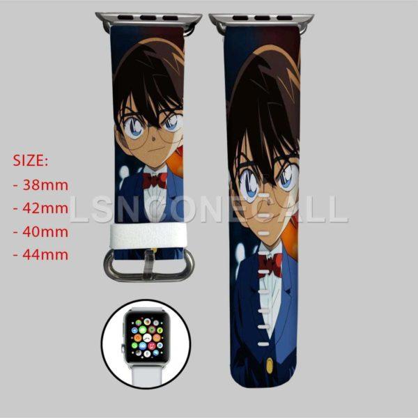 Detective Conan Anime Apple Watch Band