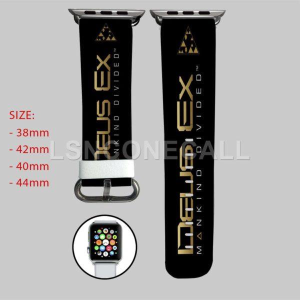 Deus X Mankind Divided Apple Watch Band