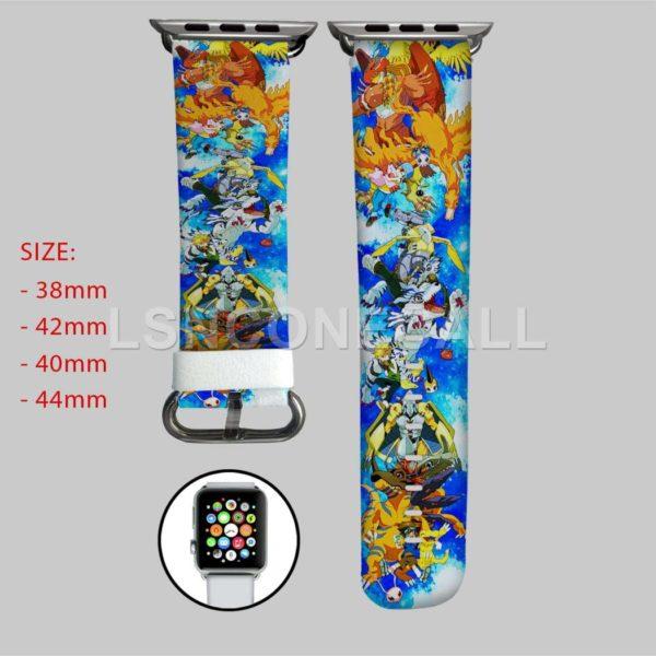 Digimon Adventure TriApple Watch Band