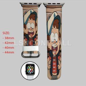 Dipper Pines Gravity Falls Apple Watch Band
