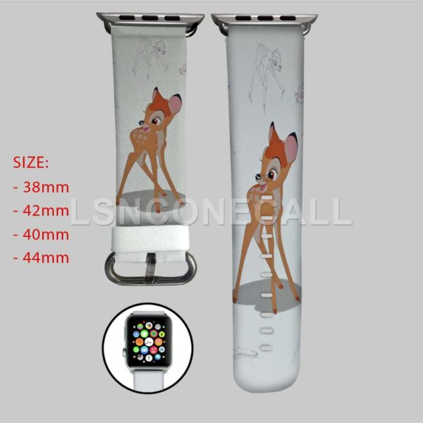 Disney Bambi Apple Watch Band