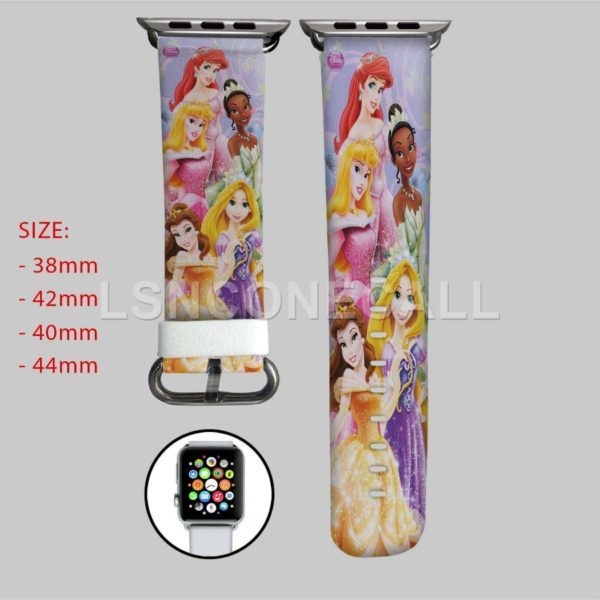 Disney Princess Apple Watch Band