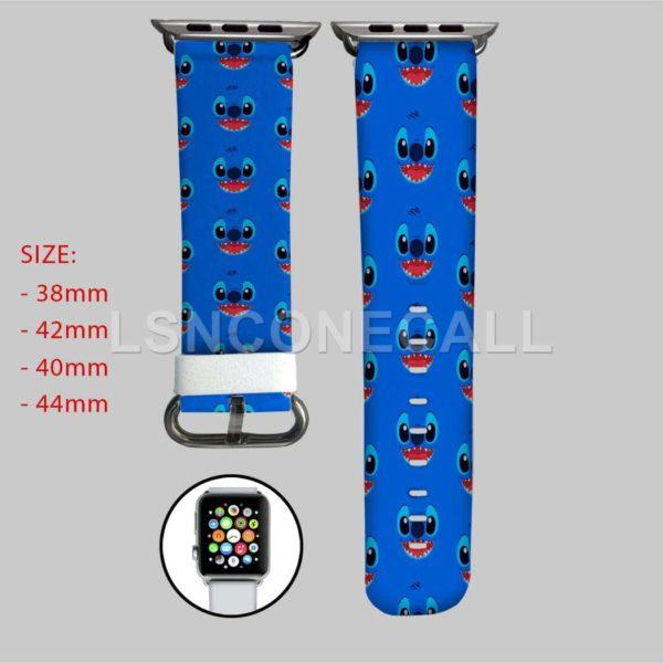 Disney Stitch Apple Watch Band