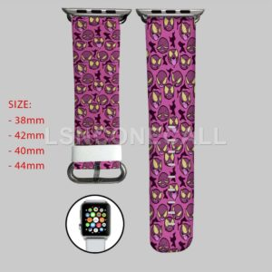 Gastly Pokemon Apple Watch Band