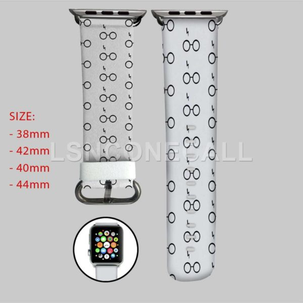 Harry Potter Glasses Apple Watch Band