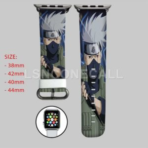 Hatake Kakashi Naruto Shippuden Apple Watch Band