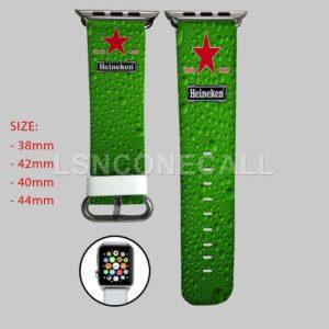 Heineken Beer Apple Watch Band