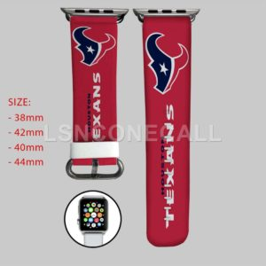 Houston Texans Apple Watch Band