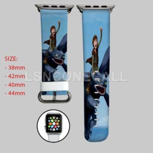 How To Train Your Dragon Riders of Berk Apple Watch Band