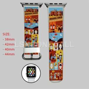 Indiana Jones and the Last Crusade Apple Watch Band
