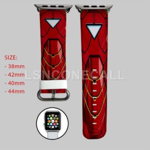Iron Man Body Apple Watch Band
