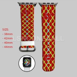 Iron Man Computer Network Apple Watch Band