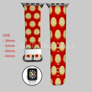 Iron Man The Avengers Superhero Apple Watch Band