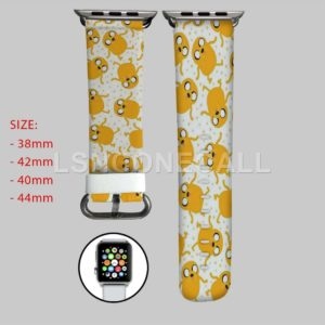 Jake Adventure Time Apple Watch Band