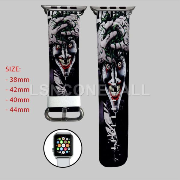 Joker The Killing Joke Apple Watch Band