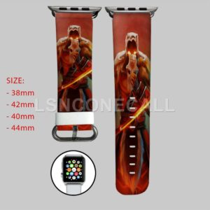 Juggernaut Dota 2 Apple Watch Band