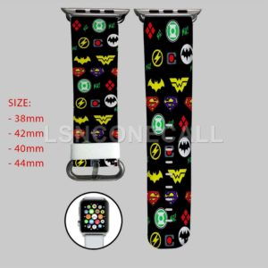 Justice League Apple Watch Band