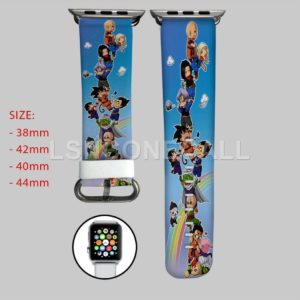 Kids Dragon Ball Apple Watch Band