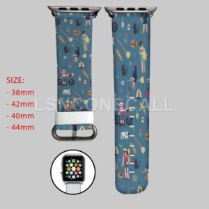 Kiki's Delivery Service Apple Watch Band
