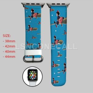 Kiki Delivery Service Ghibli Apple Watch Band
